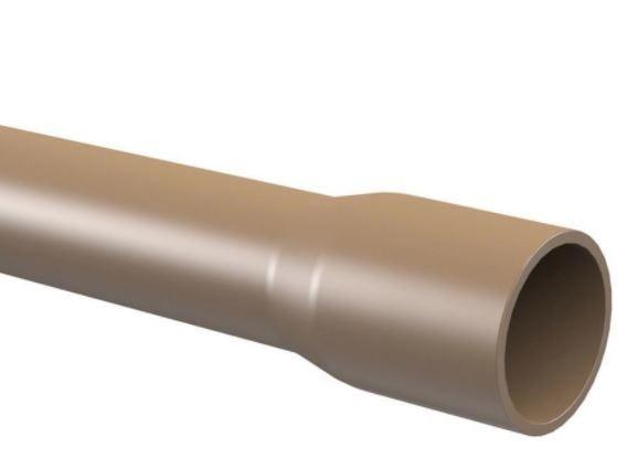 Tubo Soldável 50mm e 6 Metros