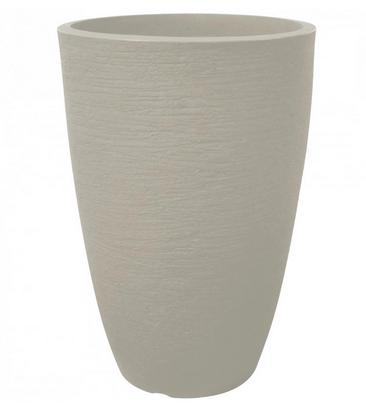 Vaso Conico Moderno Cimento