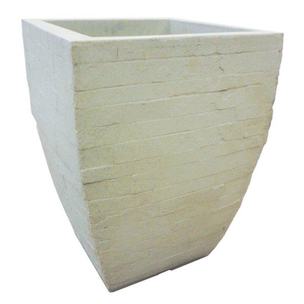 Vaso Japi Minas Stone JVMSC39 Cimento