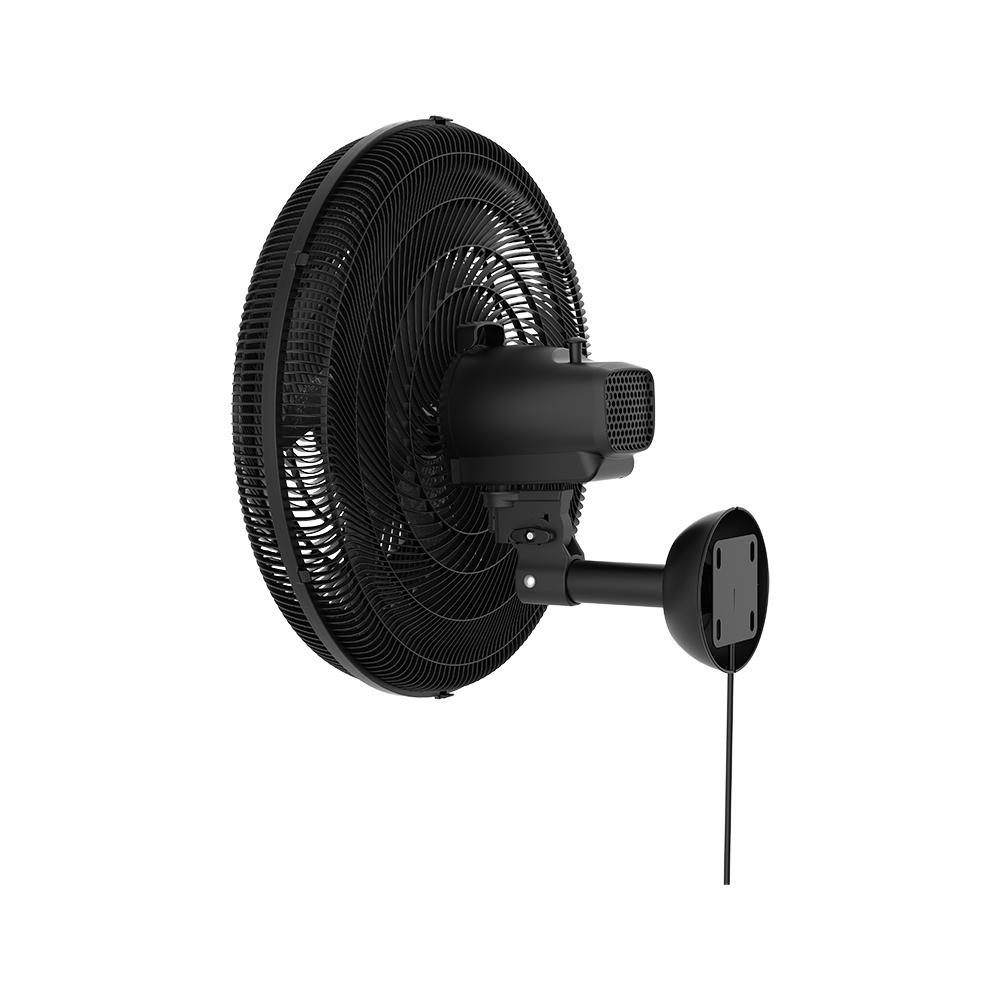 Ventilador Ventisol de Parede Monta Fácil 50cm 127V Preto  - Casa Mattos