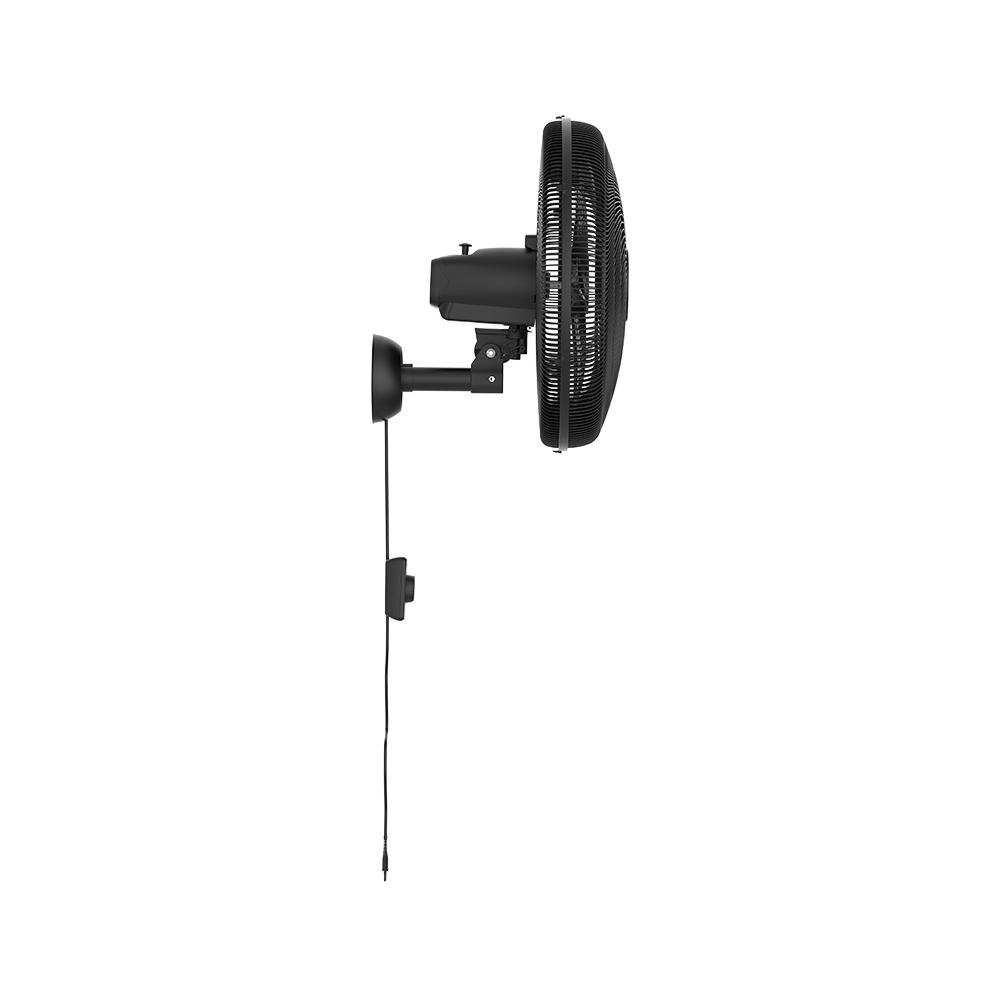Ventilador Ventisol de Parede Monta Fácil 50cm 220V Preto  - Casa Mattos