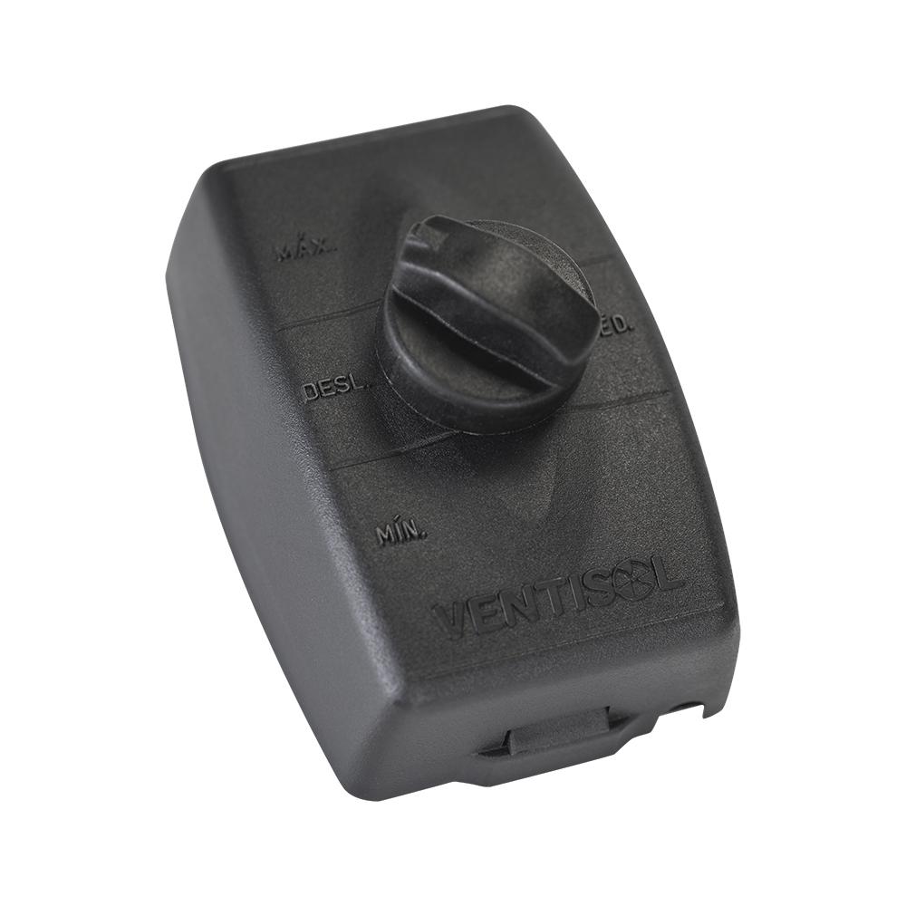 Ventilador Ventisol de Parede New 50cm 127V Preto  - Casa Mattos