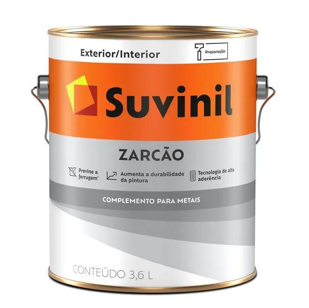 Zarcão Suvinil Galão 3,6L  - Casa Mattos