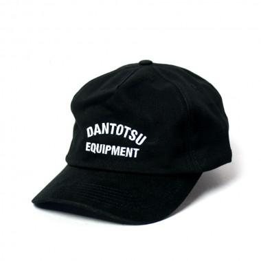 Boné Dad Hat KOMATSU Dantotsu Black