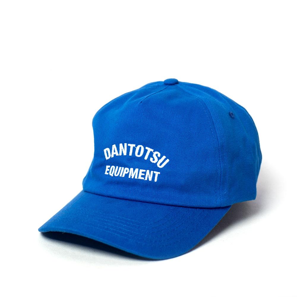 Boné Dad Hat KOMATSU Dantotsu Blue