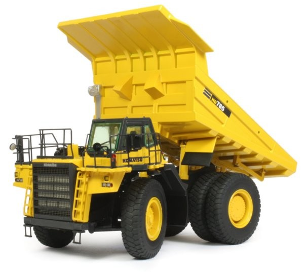 Miniatura KOMATSU HD785-7 1:50 - Off-Highway Truck