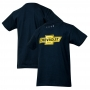 Camiseta Inf. Chevrolet Classics Logo - Azul Marinho
