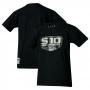 Camiseta Inf. Chevrolet S10 Badge - Preta