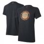 Camiseta Masc. Especial JEEP Round - Preto Mescla