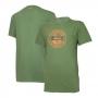 Camiseta Masc. Especial JEEP Round - Verde Militar