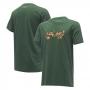 Camiseta Masc. Jeep Limited Edition Willys Camuflado - Verde