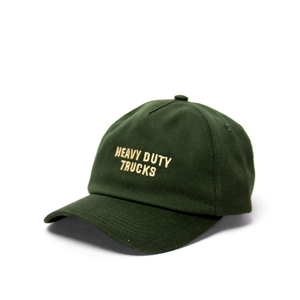 Boné Chevrolet Heavy Duty Trucks - Verde Militar