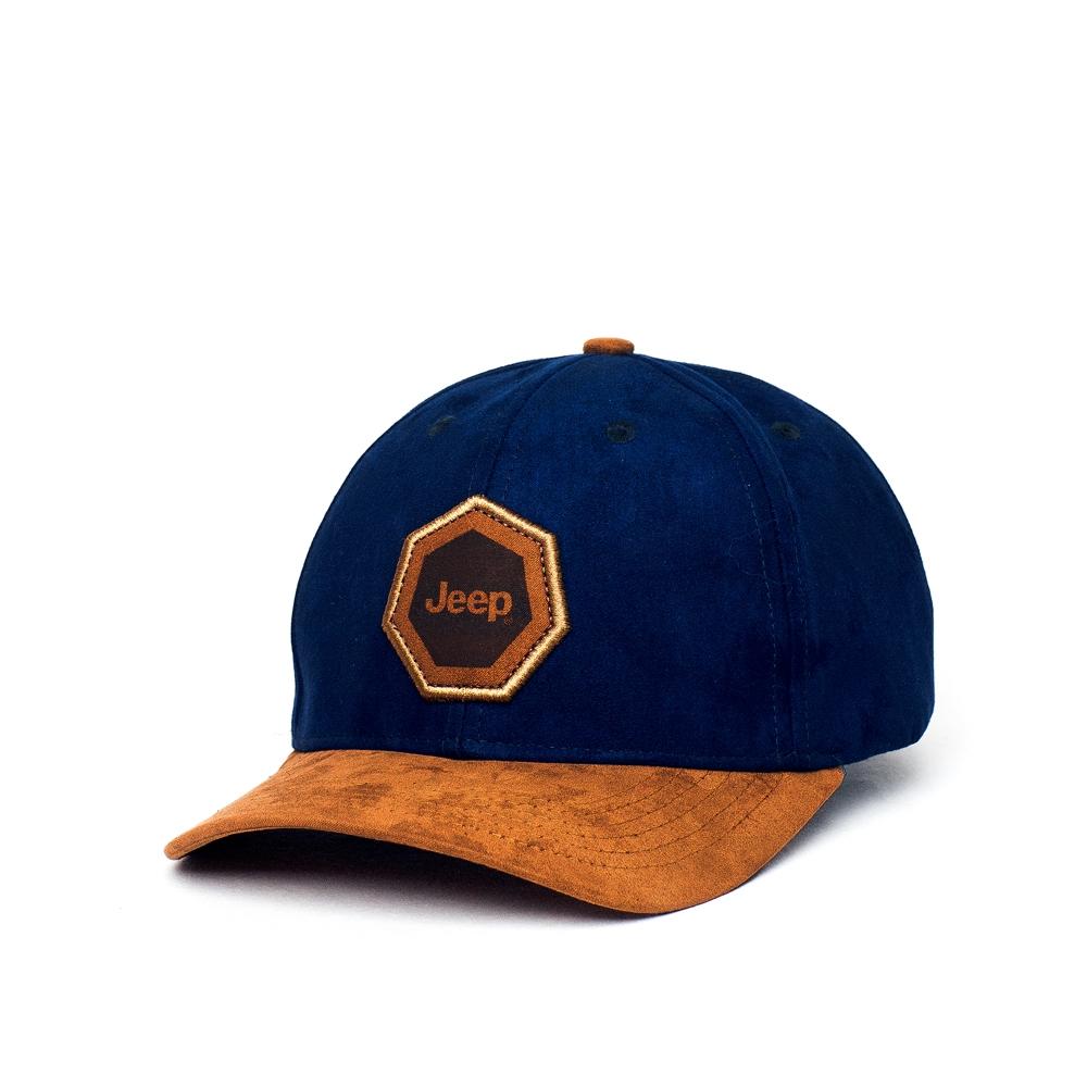 Boné JEEP Dad Hat Compass - Heptagon - Azul Marinho