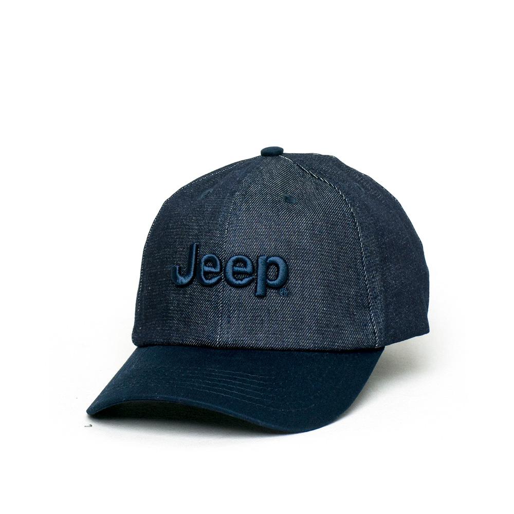 Boné JEEP Dad Hat Compass - Jeans