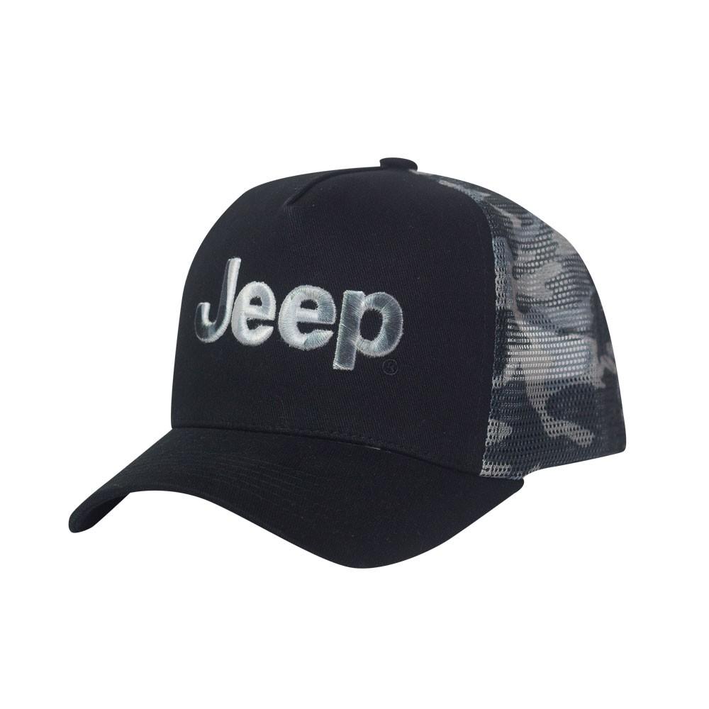 Boné Jeep Trucker Militar Night Desert