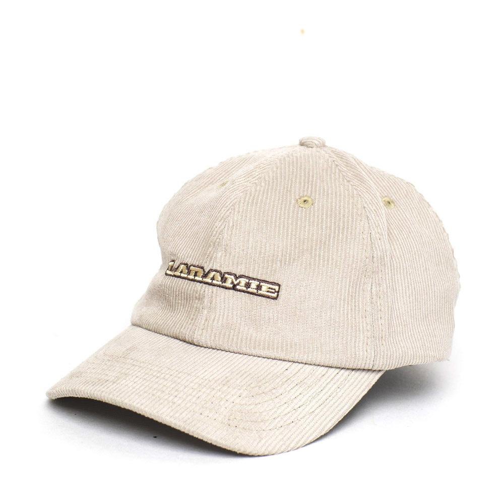 Boné RAM Dad Hat Laramie Logo Veludo - Areia