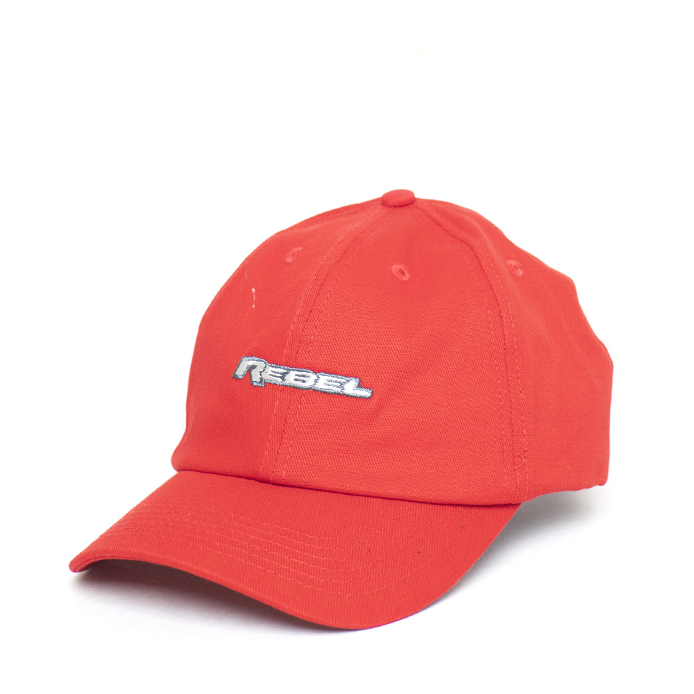 Boné RAM Dad Hat Rebel Logo - Vermelho