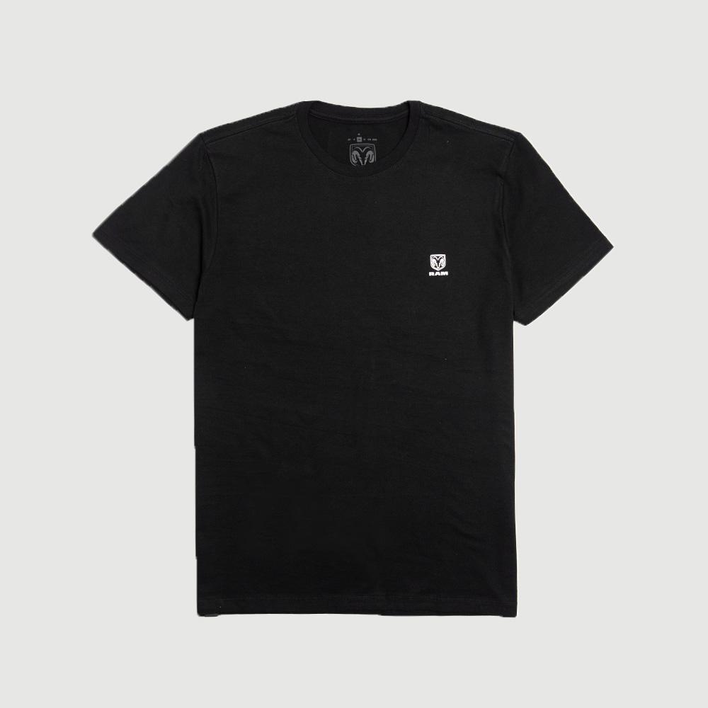 Camiseta Masculina RAM Basic - Preta