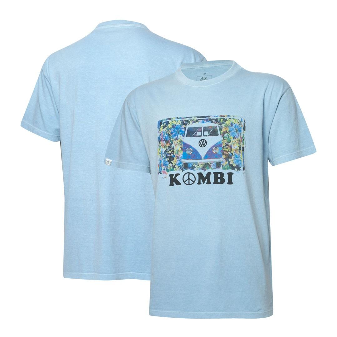 Camiseta VW Freedom - Blossom - Azul