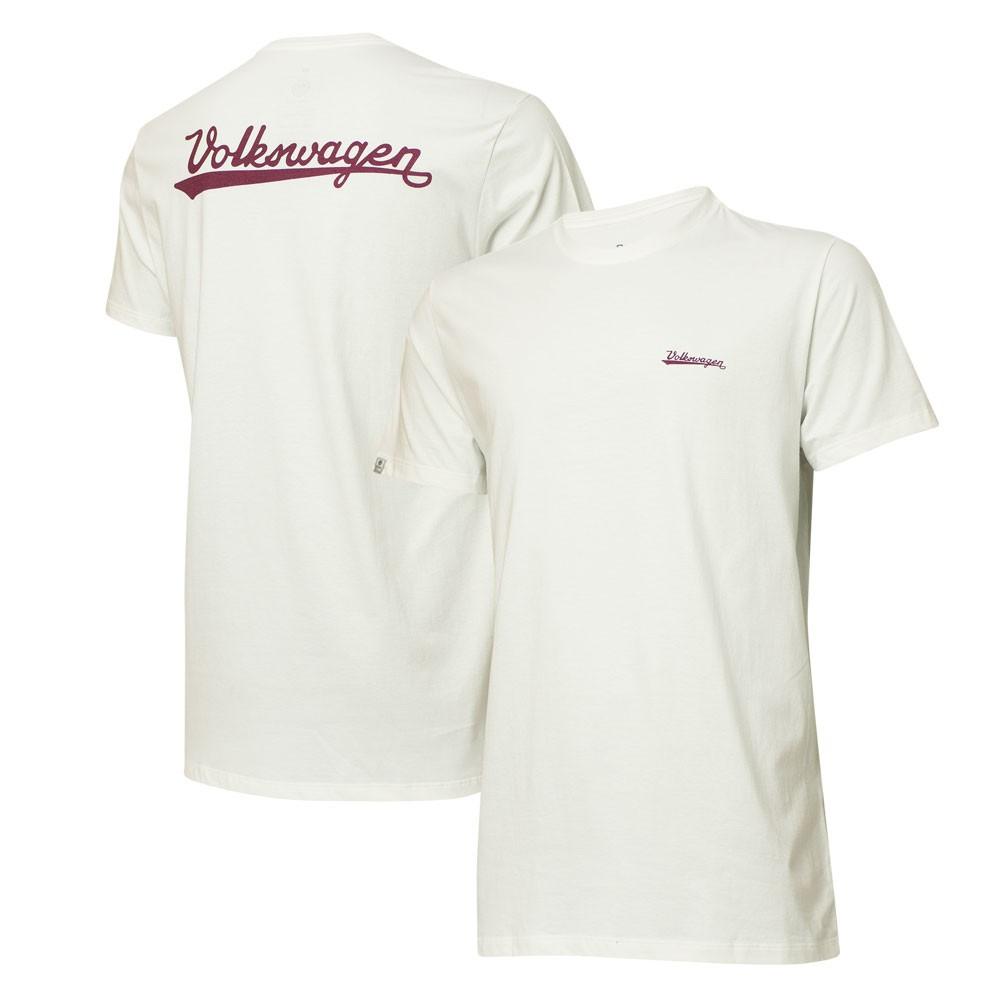 Camiseta VW Vintage - Off White