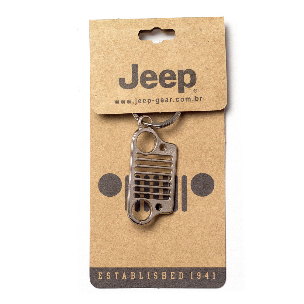 Chaveiro Jeep Grade