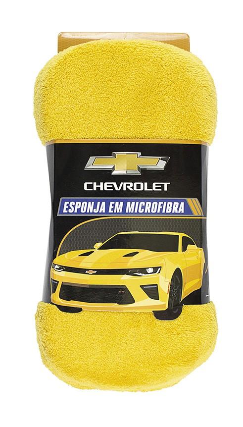 Esponja Microfibra Chevrolet