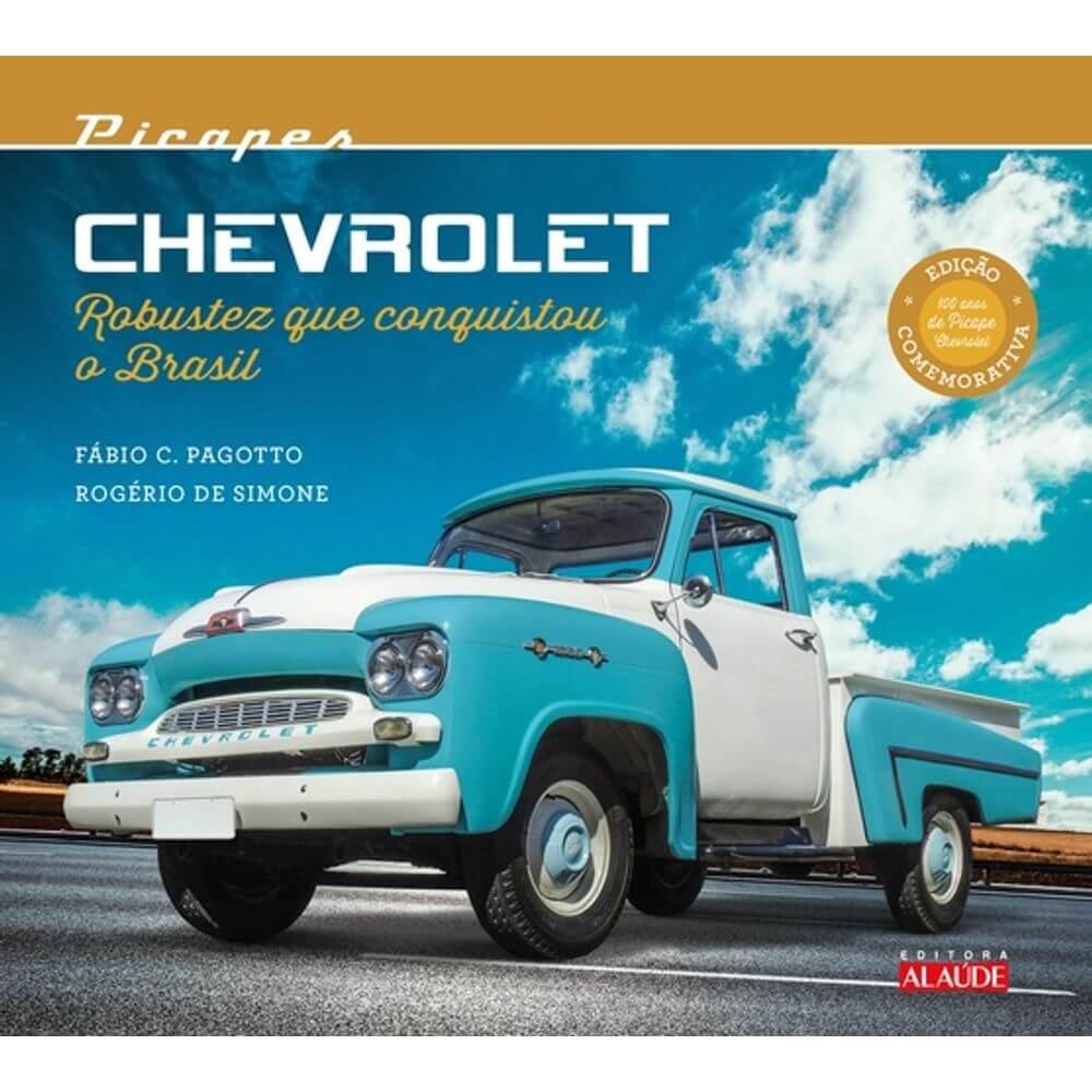 Livro Chevrolet - Picapes