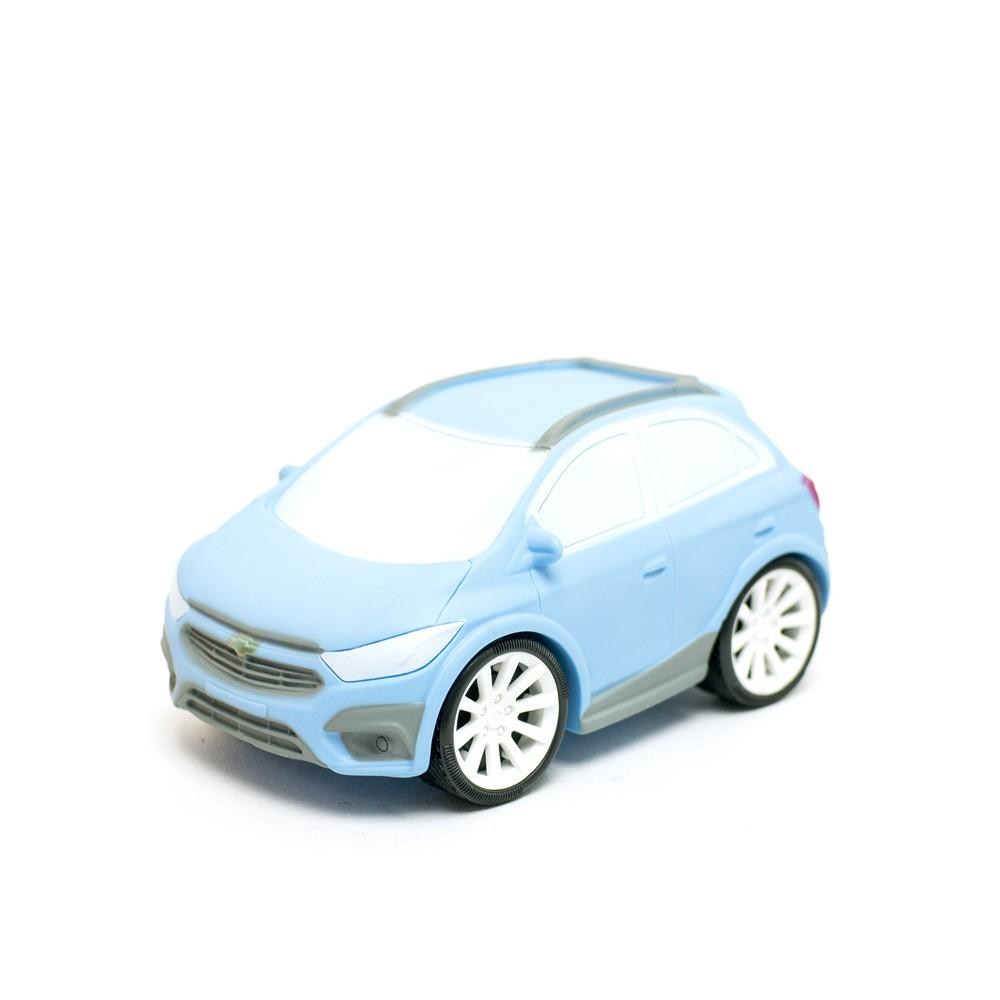 Miniatura Chevrolet Baby - Onix - Azul