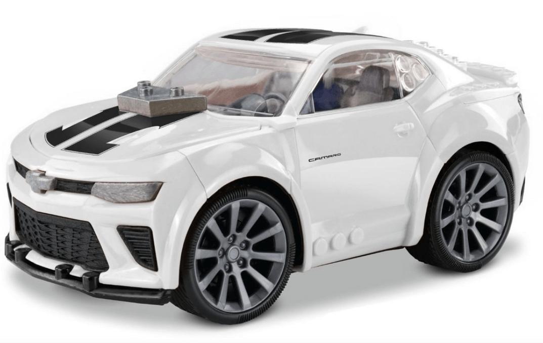 Miniatura para Montar Chevrolet - Camaro - Branco