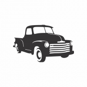 Arquivo de Corte - Carro Vintage