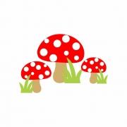 Arquivo de Corte - Cogumelo