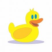 Arquivo de Corte -  Pato