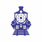 Arquivo de Corte - Trem Locomotiva