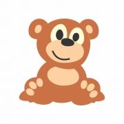 Arquivo de Corte - Urso