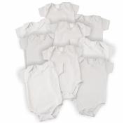 Body Liso Suedine Branco | Mafessoni | 9 Uni