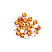 Cristal Fast Patch Termodinâmico 8mm - Laranja  - 24 uni