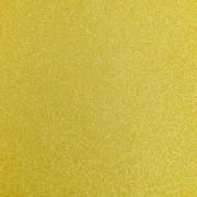 Glitter Fast Patch Termodinâmico 24x24cm - Cor: Amarelo