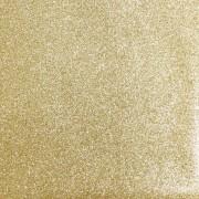 Glitter Fast Patch Termodinâmico 24x24cm - Cor: Ouro 18