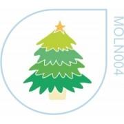 Molde Árvore de Natal