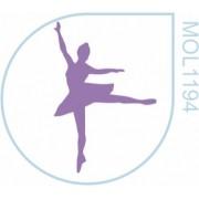 Molde Bailarina Adagio