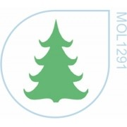 Molde Pinheiro Natal