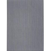Tecido Fast Patch Termodinâmico 24x35cm - Cor: E428V  Listrado Preto