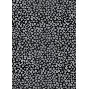 Tecido Fast Patch Termodinâmico 24x35cm - Cor: E514V Hawaii Preto