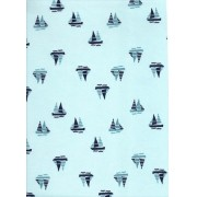 Tecido Fast Patch Termodinâmico 24x35cm - Cor: E567V Náutico Céu