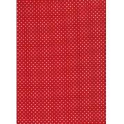 Tecido Fast Patch Termodinâmico 24x35cm - Cor: P318V  Vermelho e Branco