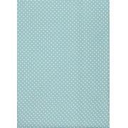 Tecido Fast Patch Termodinâmico 24x35cm - Cor: P342V Azul Capri e Branco