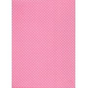 Tecido Fast Patch Termodinâmico 24x35cm - Cor: P344V Rosa Médio e Branco