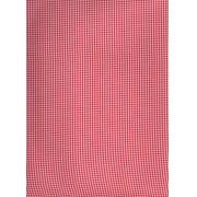 Tecido Fast Patch Termodinâmico 24x35cm - Cor: X101V Vermelho e Branco