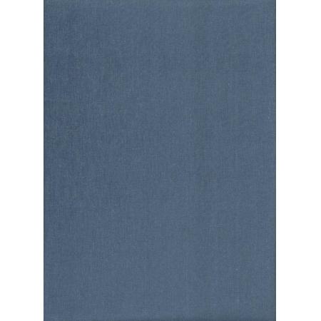 Tecido Fast Patch Termodinâmico Liso 24x35cm - Cor: L248V Azul Jeans