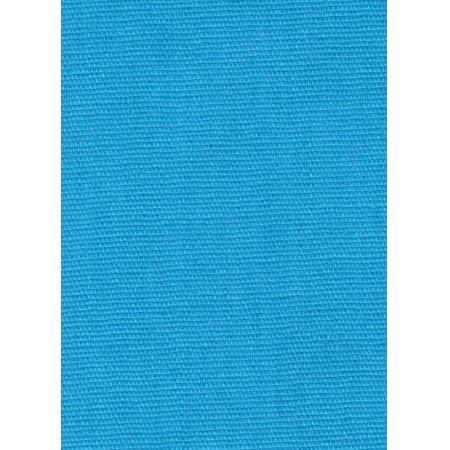 Tecido Fast Patch Termodinâmico Liso 24x35cm - Cor: L252V Azul Ciano